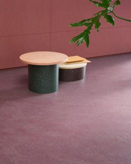3272 1 262x328 - Натуральный линолеум Forbo Marmoleum Real 3272 plum