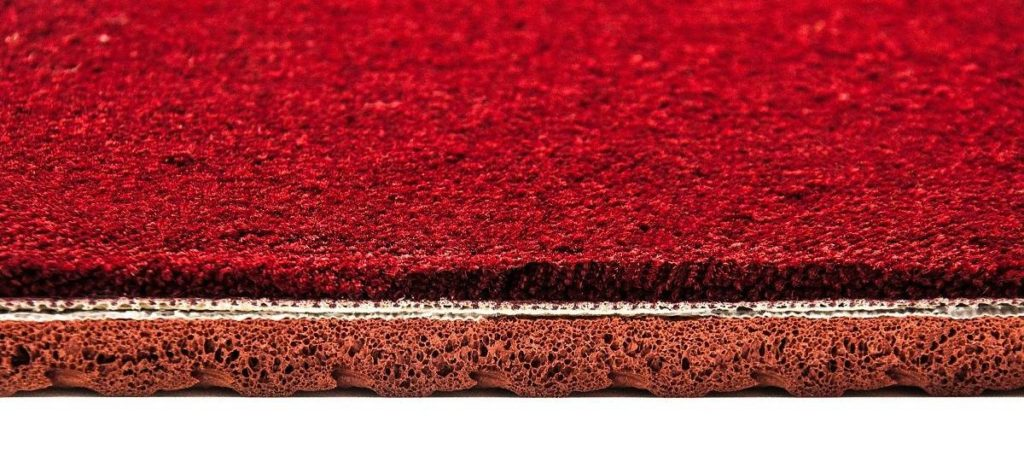 Interfloor Tredaire Colours Red