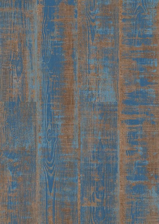 CorkStyle Wood Color Cavansite Blue
