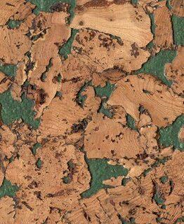 CorkStyle Walldesign Monte Green