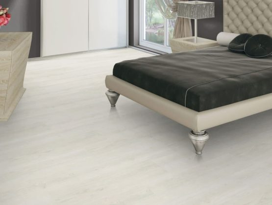 CorkStyle Wood Oak Polar White