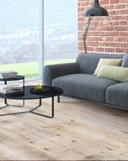 CorkStyle Wood Sibirian Larch Limewashed