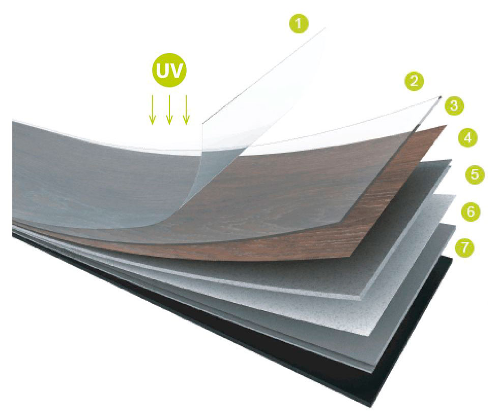 ecoclick - Кварц-виниловая плитка EcoClick Wood NOX 1580 Дуб Эссо