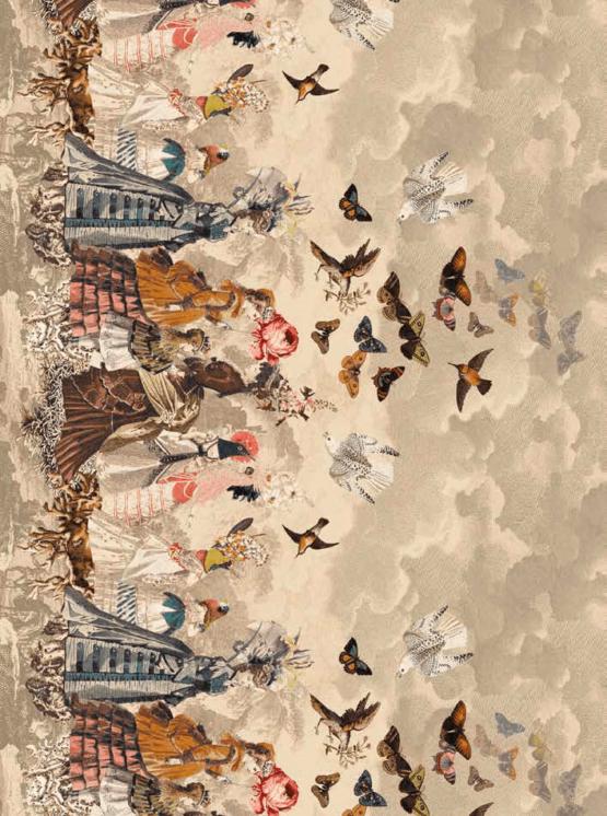 EGE Atelier Papillons Beiges