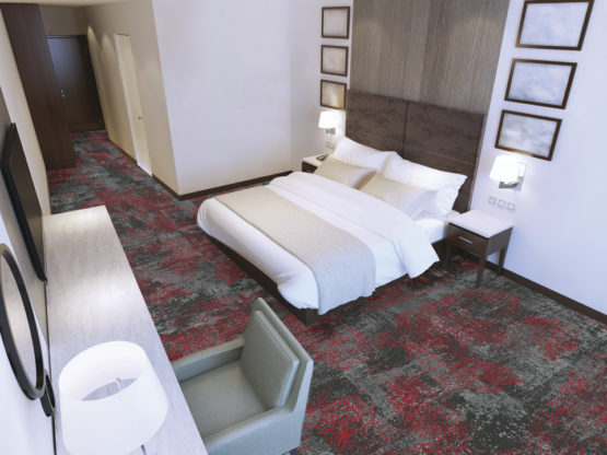 72 dpi 4a3v roomset carpet ilda 995 red 5 555x416 - Ковровое покрытие Balsan Ilda 995