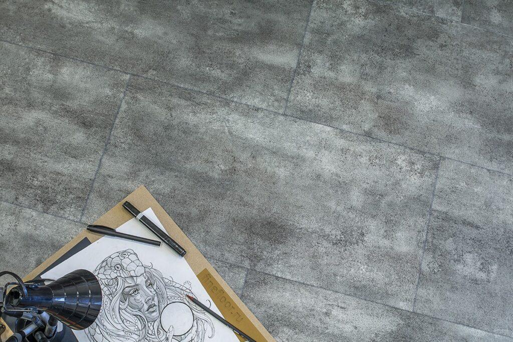 ff 1445 1 1024x683 - Кварц-виниловая плитка FineFloor Stone DryBack FF-1445 Дюранго