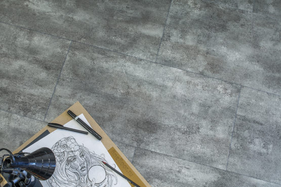 ff 1445 1 555x370 - Кварц-виниловая плитка FineFloor Stone DryBack FF-1445 Дюранго