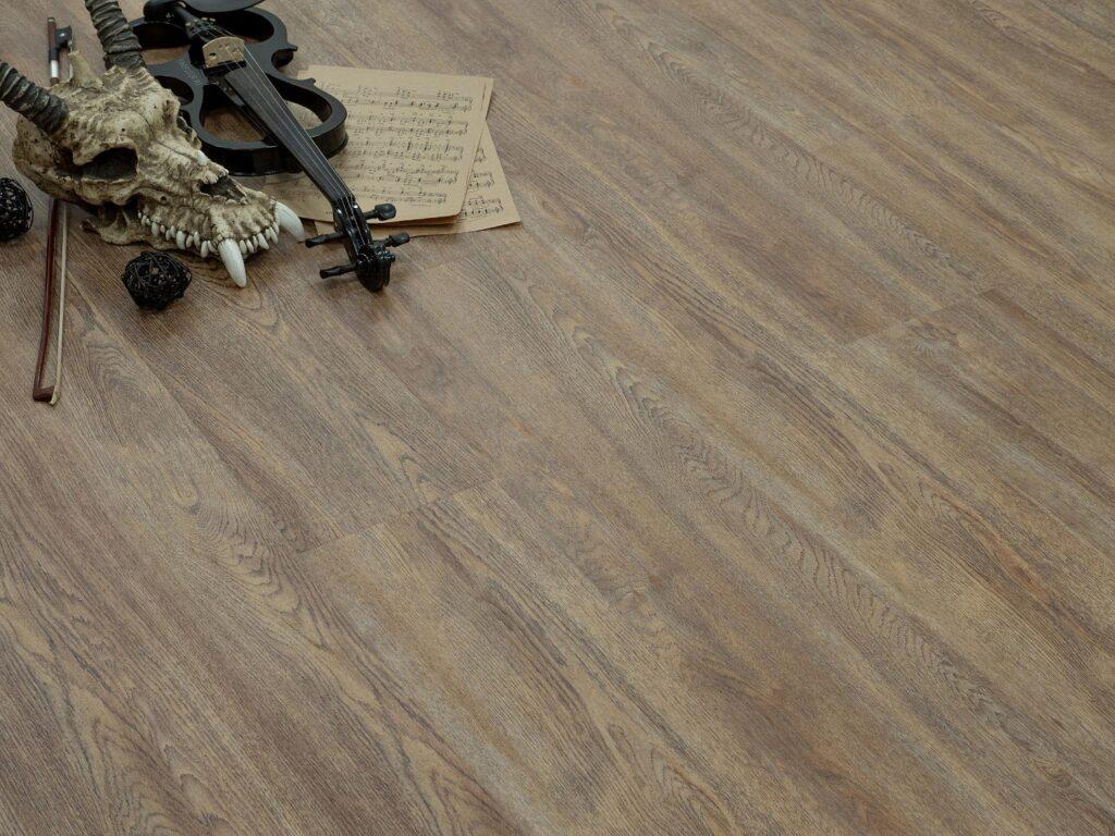 ff 1407 1 1024x768 - Кварц-виниловая плитка FineFloor Wood DryBack FF-1407 Дуб Карлин