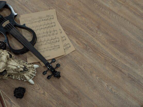 ff 1407 2 555x416 - Кварц-виниловая плитка FineFloor Wood DryBack FF-1407 Дуб Карлин
