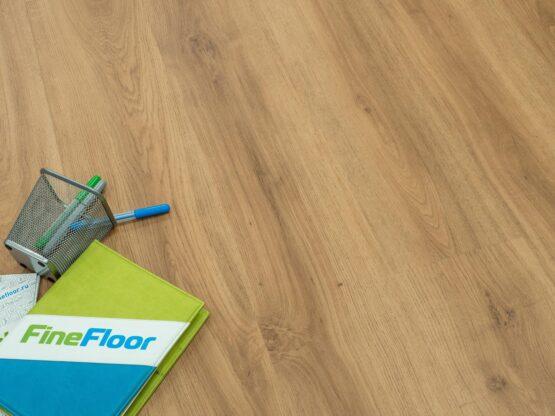 ff 1409 1 555x416 - Кварц-виниловая плитка FineFloor Wood FF-1509 Дуб Орхус