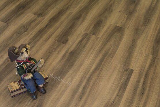 ff 1462 3 555x370 - Кварц-виниловая плитка FineFloor Wood FF-1562 Дуб Готланд