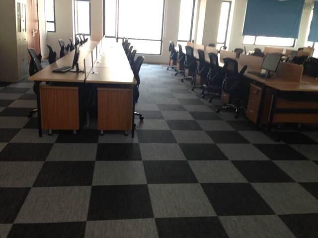 8013h for tile - Плетеная виниловая плитка Hoffmann ECO 8012 HT