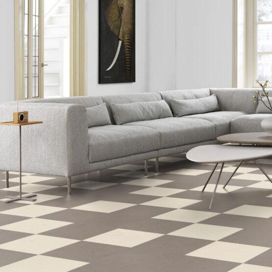 forbo marmoleum click square 333702 3 555x555 - Marmoleum Click 333702/633702 liquid clay